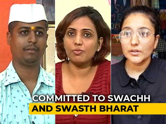 Video : Meet The Swachh Warriors Working Towards Making India Clean And Healthy