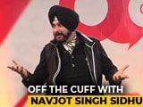 Video : A Hug Is Not A Rafale Deal, Says Navjot Singh Sidhu On Pak Trip Row