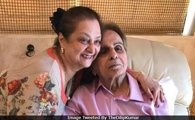 Dilip Kumar Is 'Much Better And At Home,' Says Tweet
