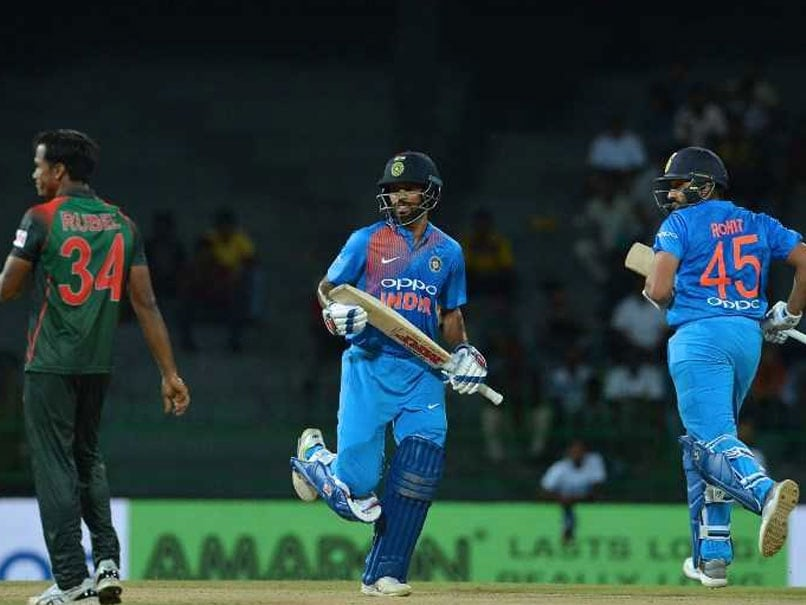 High-Flying India Take On Gritty Bangladesh In Super Four Opener