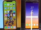 Video : Battle of the Big Boys: Samsung Galaxy Note 9 vs iPhone XS Max