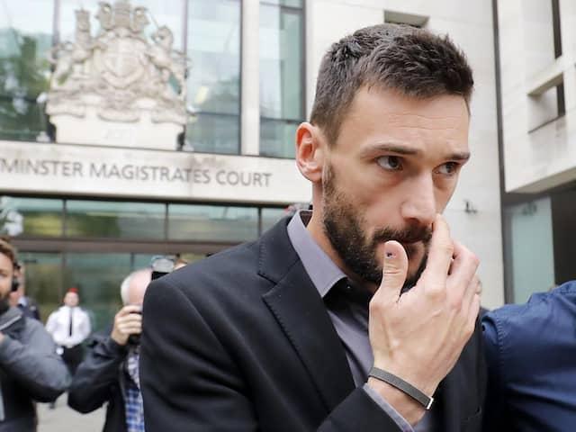 Frances World Cup Keeper Hugo Lloris Avoids Jail Over Drink-Driving