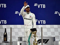 Lewis Hamilton Keeps Foot Down In Final Japan Practice