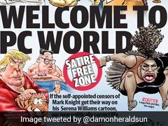 Defiant Newspaper Reprints Controversial Serena Cartoon On Front Page