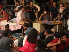 United Left Wins All Top Posts In JNU Students' Union Polls