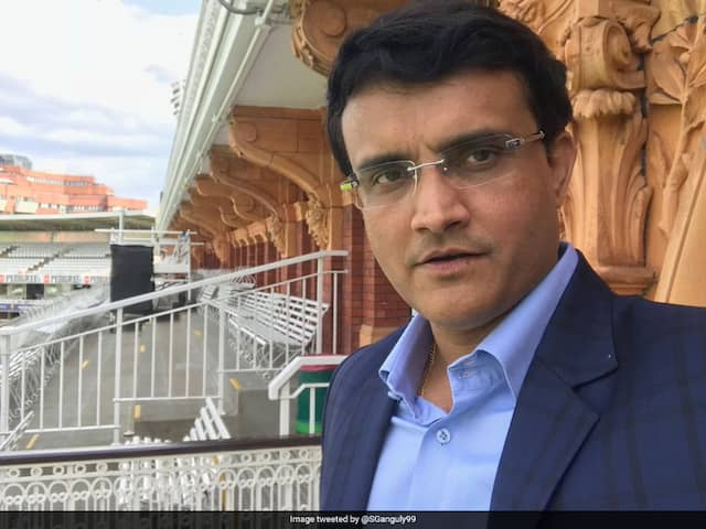 Sourav Ganguly Says Cricket Is A Captains Game, Coach Must Take Back Seat