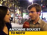 "Video: ""Revealed Underside Of Rafale Sale"": Journalist Who Interviewed Hollande To NDTV"