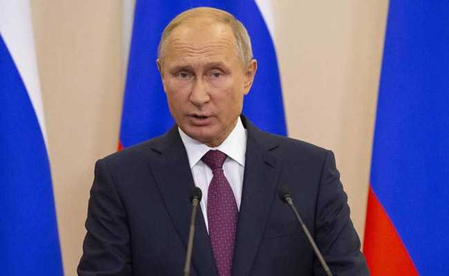 Vladimir Putin Says Crimean School Shooting Result Of 'Globalisation'