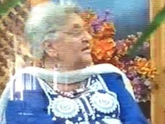 Activist Collapses On Live TV During Talk Show In Srinagar, Dies