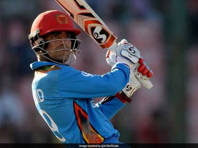 Birthday Boy Rashid Khan Hits A Fiery Fifty Against Bangladesh, Causes A Twitterstorm