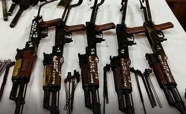 खुलासा :  यूपी-बिहार के विधायकों को बेचे गए थे अवैध हथियार, जानें पूरा मामला