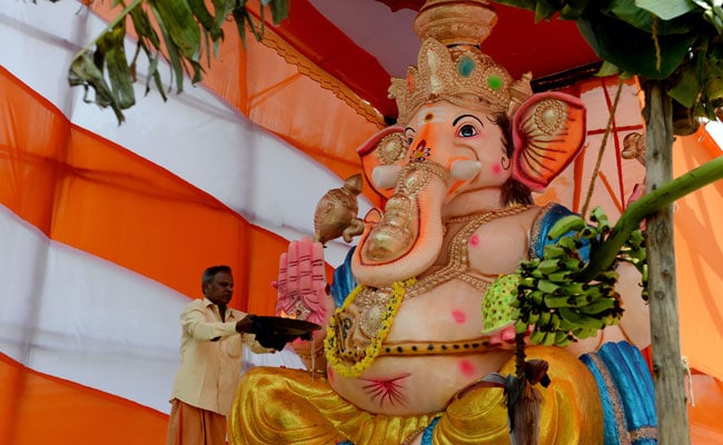 'Lord Ganesh Does Not Need DJ-Dolby,' Says Devendra Fadnavis