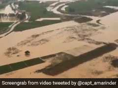PM Modi Assures Aid From Centre To Flood-Affected Punjab