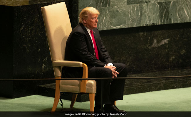 'People Laughed At A President': At UN, Trump Suffers The Fate He Feared