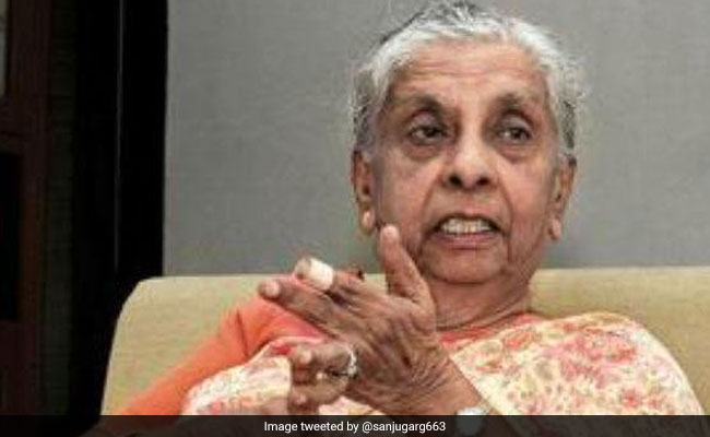India's First Woman IAS Officer After Independence Dies At 91
