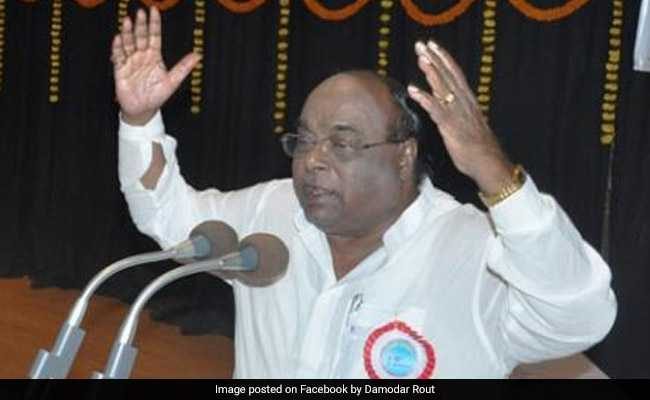 'Nothing To Be Sad': Ex-Minister Damodar Rout After Expulsion From BJD
