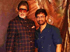 <I>Thugs Of Hindostan</I> Star Aamir Khan On The Film With Amitabh Bachchan That Never Was