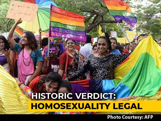 Video : Love, Equally: Homosexuality No Longer A Crime, Says Supreme Court