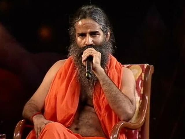 "Video : ""Against Values Of Our Country To Comment Against Supreme Court Order"": Baba Ramdev"