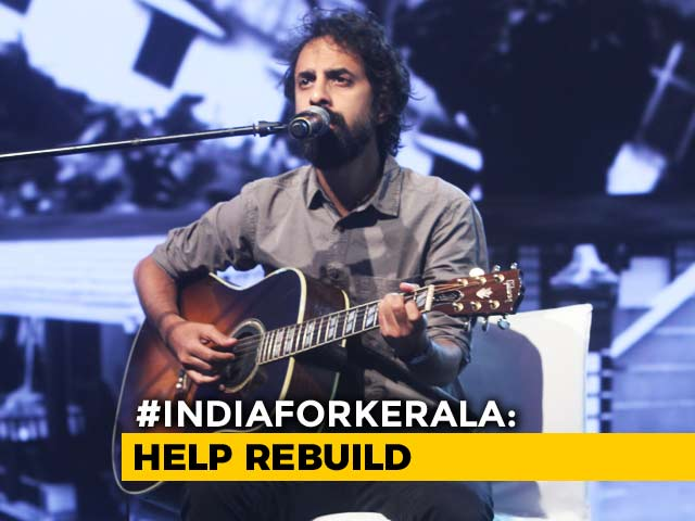 Video: Ankur Tewari's Melodious Performance At #IndiaForKerala Telethon