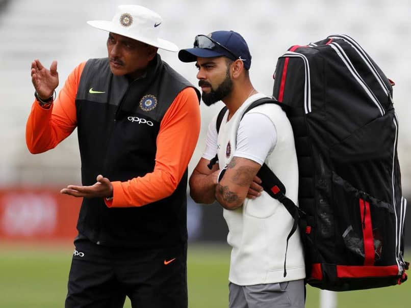 """Ravi Shastri Reacts To Criticism, Says """"Last One To Press Panic Button"""""""