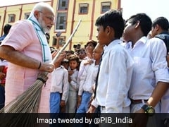 PM Launches 'Swachhata Hi Seva' Drive To Fulfil Mahatma Gandhi's Dream