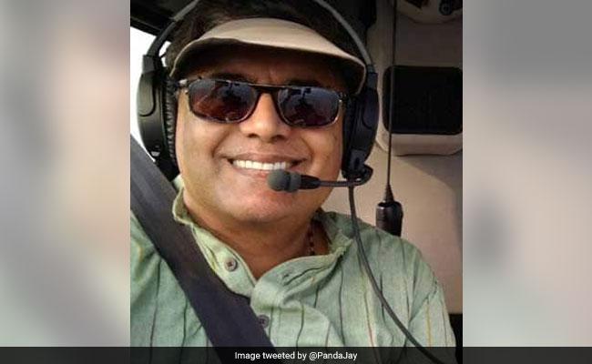 BJD Workers Demand Jay Panda's Arrest For Flying Chopper Over Odisha Lake