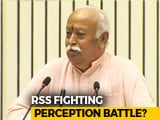 Video : Not Hindutva If We Don't Accept Muslims, Says RSS Chief Mohan Bhagwat