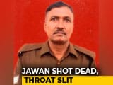 Video : BSF Soldier's Throat Slit By Pak Troops Near International Border: Report