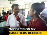 "Video : ""My Daughters Won't Go To Sabarimala"": Ex-Temple Board Head On Verdict"