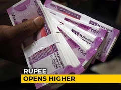 Video: Rupee At 2-Week High