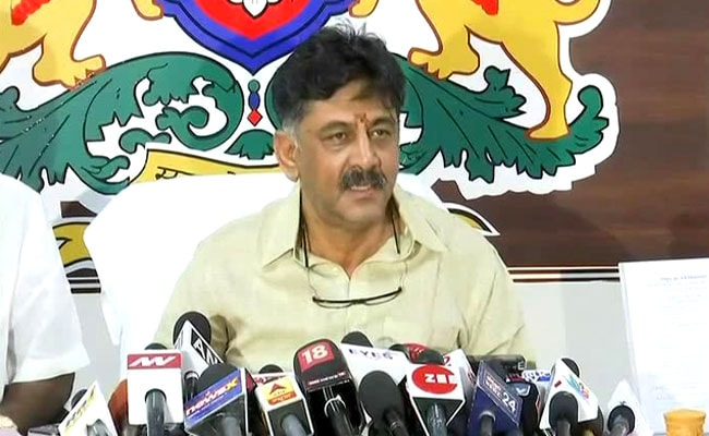 Orders To Seize DK Shivakumar's Property Soon, Tax Official Says