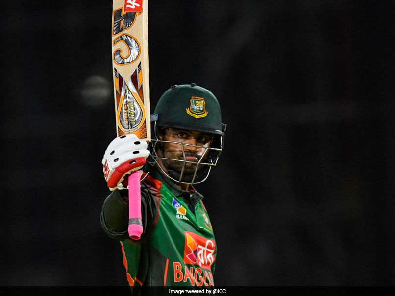 Injured Tamim Iqbal's One-Handed Batting Sends Twitter Into A Frenzy