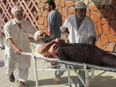 68 Dead, 165 Injured In Afghan Suicide Attack
