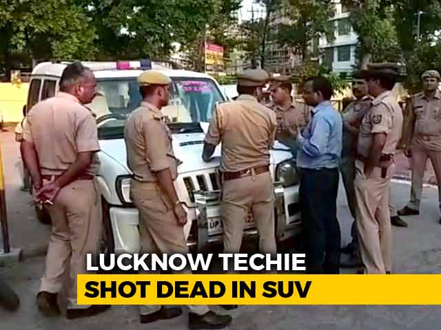 Video : After Man Shot Dead By Police In Lucknow, Top Officer Promises Action
