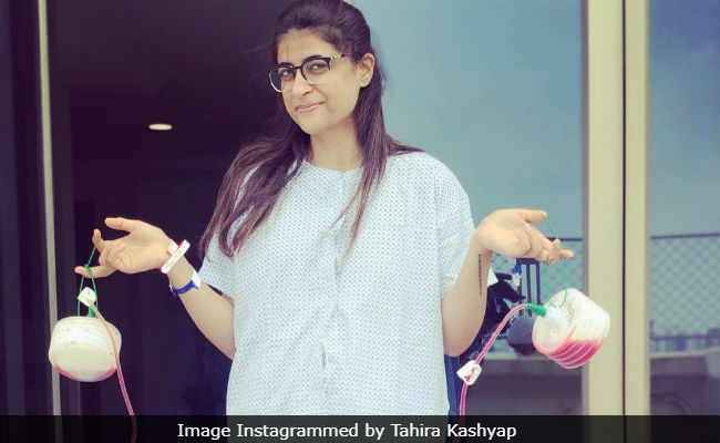 Ayushmann Khurrana's Wife Tahira, Diagnosed With Cancer, Describes Herself As 'Half Indian Version Of Angelina Jolie'