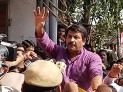 """""""Misplaced Bravado"""": Top Court Raps BJP's Manoj Tiwari In Sealing Case"""