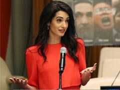 Amal Clooney Urges Myanmar To Pardon Jailed Reuters Journalists