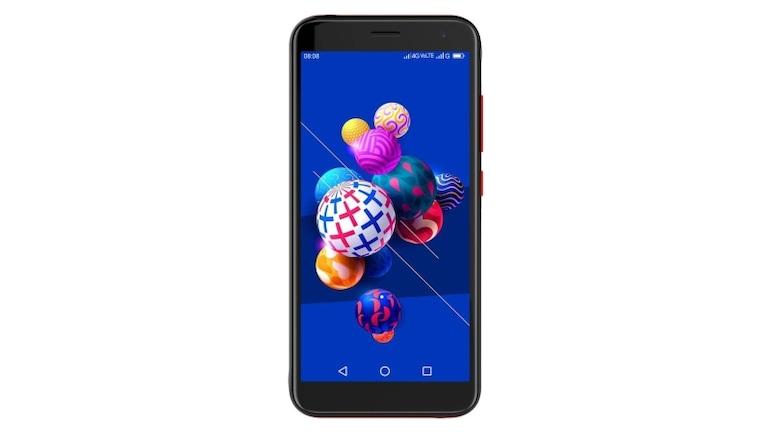 'शैटरप्रूफ डिस्प्ले' वाले इस स्मार्टफोन की कीमत है 3,999 रुपये