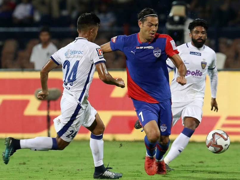 Indian Super League: Bengaluru Edge Past Chennaiyin FC
