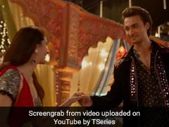 <I>Loveyatri</I> New Song <I>Dholida</I>: Aayush Sharma And Warina Hussain Will Get You Grooving