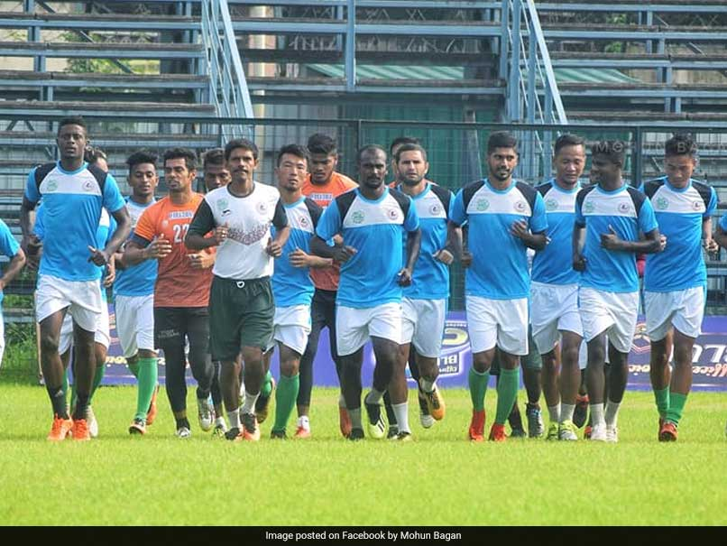 Mohun Bagan Win Calcutta Football League After Eight Years