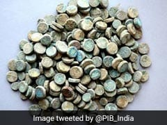254 Medieval Era Coins Discovered At Khirki Mosque In Delhi