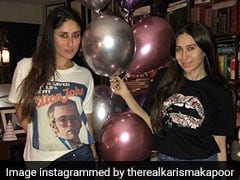 """""""Our Rockstar"""": Kareena Kapoor Khan's Birthday Cake Is As Stylish As Her! (See Pic Inside)"""