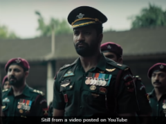 <I>Uri</I> Teaser: Vicky Kaushal Is Almost Unrecognisable After Manmarziyaan