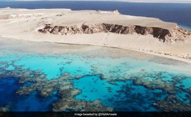 'Riviera Of Middle East': Saudi Arabia's New Luxury Tourist Destination