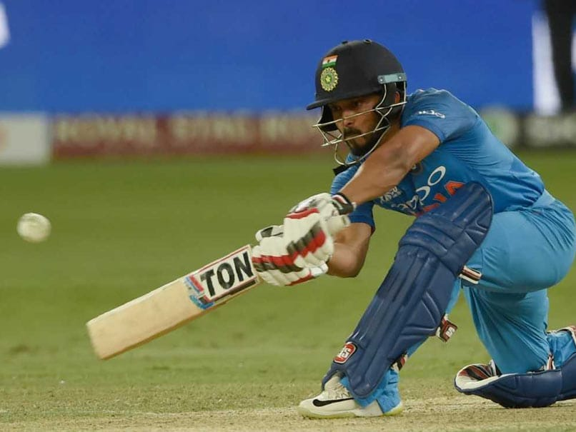 India vs West Indies: Kedar Jadhav