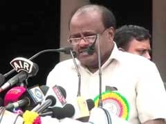 JDS-Congress Government Stable, Will Complete 5 Years: HD Kumaraswamy