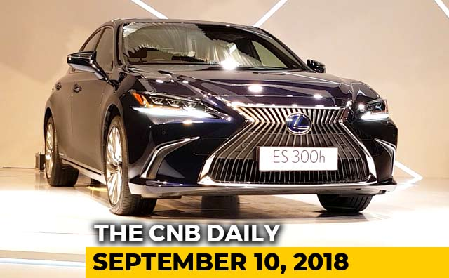 Video : Lexus ES 300h, Ford EcoSport Recall, EV Policy, Ather 450 Electric Scooter