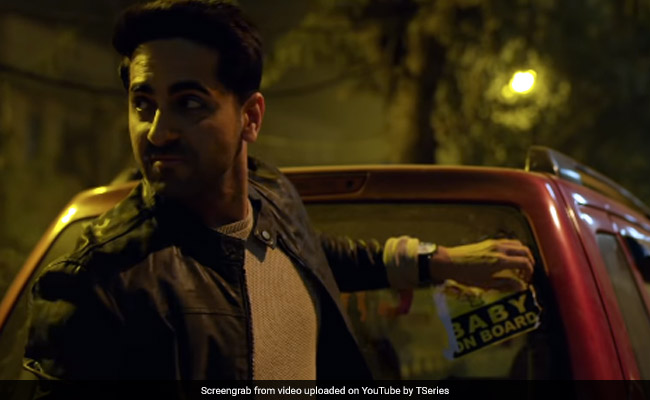 Badhaai Ho Song Badhaaiyan Tenu: Ayushmann Khurrana Is Embarrassed And There Is Little He Can Do About It